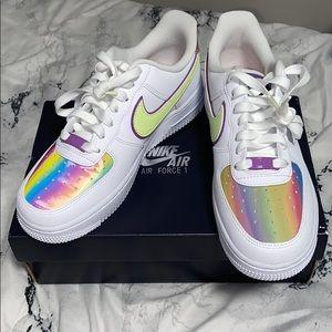 NIB Nike AF1 Easter